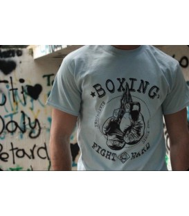 Boxing Celeste - Insurgente Wear