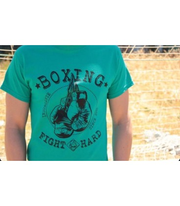 Boxing Verde Agua - Insurgente Wear