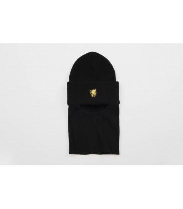 """Winter Hat """"Rumble"""" Black - PgWear"""