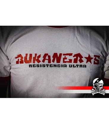 Camiseta Resistencia Ultras - Bukaneros