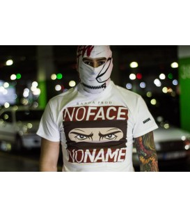 CAMISETA NO FACE NO NAME - RANDA