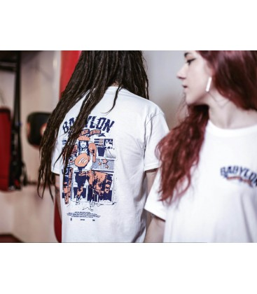 Camiseta babylon - PULL UP WEAR