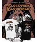 Camiseta Naranja Mecanica - Bloodsheds