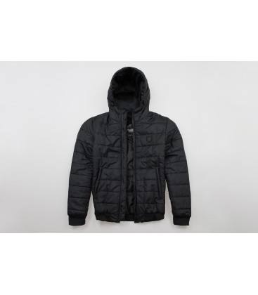 "Full Face Jacket ""Arctic"" Black - PG WEAR"