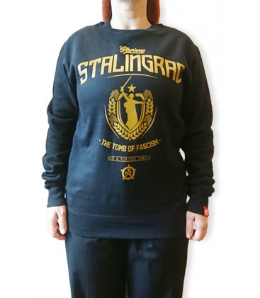 SUDADERA GLORIOUS STALINGRAD - Proletarian Clothing