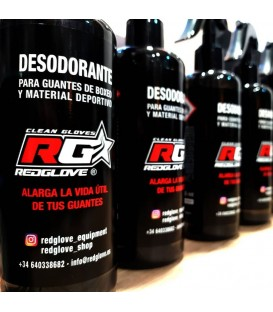 DESODORANTE RG CLEAN GLOVES 300ml - REDGLOVE