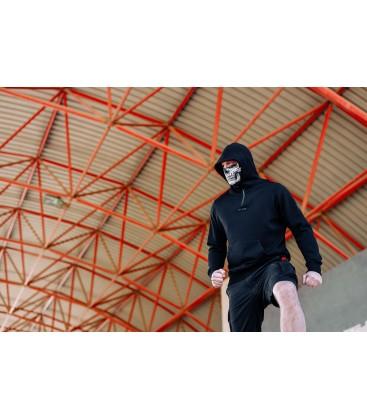 """Mask Hoodie """"Rage"""" Skull - PG WEAR"""