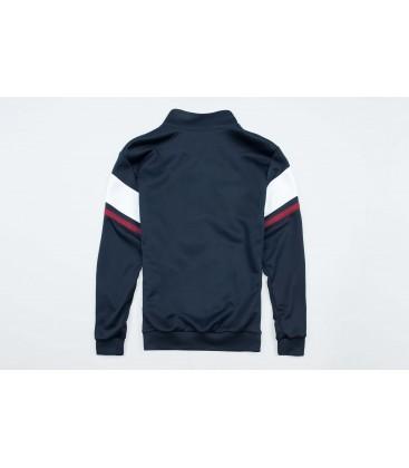 """Retro Jacket """"Vintage`20"""" Navy - PG WEAR"""
