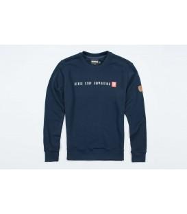 """Sweatshirt """"Never Stop"""" - PG WEAR"""