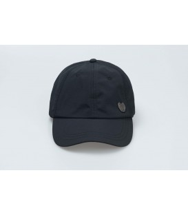 "Baseball Cap ""Steel"" Black - PgWear"