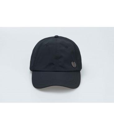 "Baseball Cap ""Steel"" Black - PgWear"