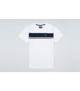 """T-shirt """"Oldschool II"""" White - PgWear"""