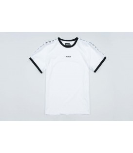 "T-shirt ""Ribbon"" White - PgWear"