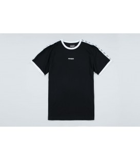 "T-shirt ""Ribbon"" Black - PgWear"