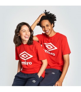 Camisetas Red Large Logo - UMBRO