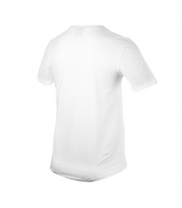 UMBRO LINEAR LOGO GRAPHIC TEE BLANCO- UMBRO