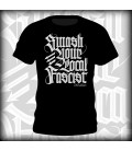 Camiseta Smash Your Local Facist  - ITS OUR TURN