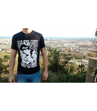 Camiseta Fight the Enemy - ITS OUR TURN