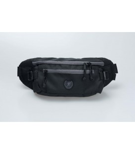 "Belt Bag ""Grand"" Black - PgWear"