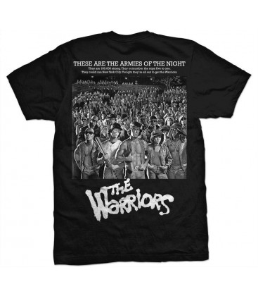 Camiseta Chica The Warriors - WE RESIST