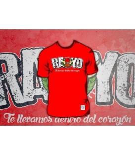 Camiseta Te llevamos dentro del corazón - VCN