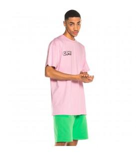 Camiseta Grimey Do it Fluid Tee SS20 Pink - GRIMEY