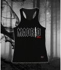 Camiseta Chica Madrid Negra- Bloodsheds