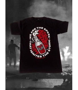 Camiseta We are the spark - ITS OUR TURN
