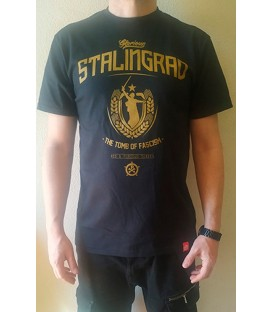 Camiseta Stalingrad Black - Proletarian Clothing