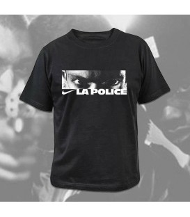 Camiseta Nique la Police - Madriz Warriors