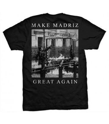 Camiseta Make Madriz Great Again - WE RESIST