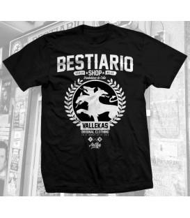 Camiseta Bestiario Shop - WE RESIST