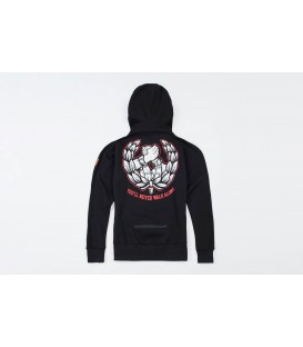 "Mask Hoodie ""Never Walk Alone"" - PG WEAR"