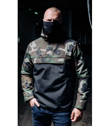 "Full Face Jacket ""Attack"" CB - PG WEAR"