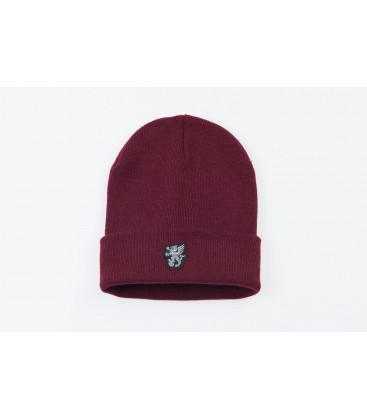 "Winter Hat ""North Pole"" Burgundy - PgWear"