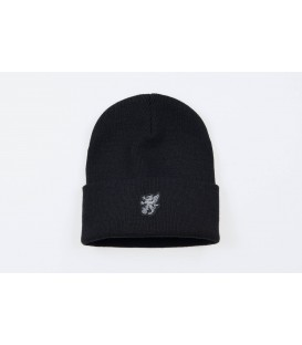 "Winter Hat ""North Pole"" Black - PgWear"