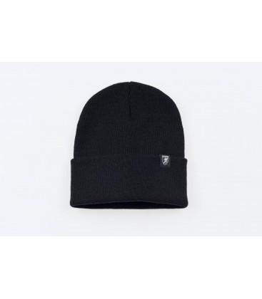 "Winter Hat ""North Pole"" Black - PgWear"