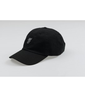 "Baseball Cap ""Base"" Black - PgWear"