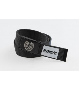 "Belt ""Laurel"" Black - PgWear"