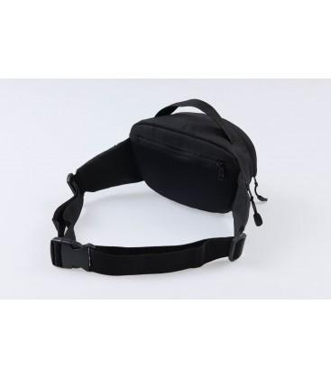 """Belt Bag """"Legacy"""" Black - PgWear"""