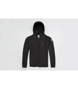 "Full Face Softshell Jacket ""Offensive"" Black - PG WEAR"