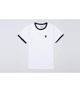 """T-shirt """"PG Ringer"""" White - PgWear"""