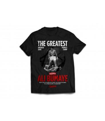 Camiseta Ali Bumaye - WE RESIST