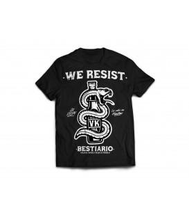 Camiseta Las calles son nuestras - WE RESIST