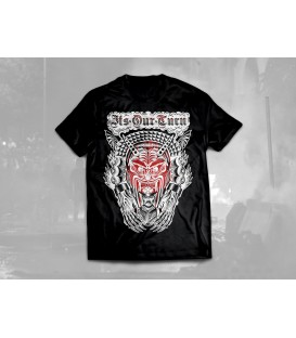 Camiseta Demon - ITS OUR TURN