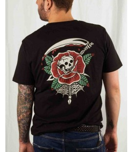 Camiseta ROSA – Death or glory
