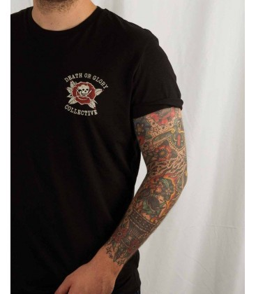 Camiseta ROSA – Death or glory