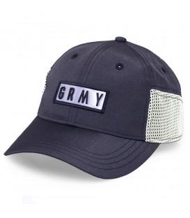 Gorra Grimey Steez Curved Visor FW20 Black - GRIMEY