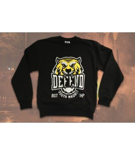 Sudadera Defend South Madriz - WE RESIST