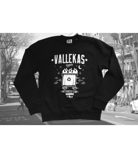Sudadera Vallekas Sports - WE RESIST